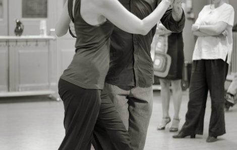 Conclusion des cours de tango à Paris en juillet
